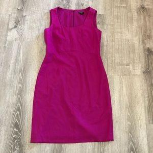 Ann Taylor Hot Pink Dress Size 2
